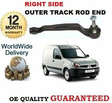 FOR RENAULT KANGOO VAN 1.5 DCi  1.6 2008-> RIGHT SIDE OUTER TRACK TIE ROD END