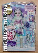 Ever After High Crystal Winter Tochter der Schneekönigin Ewiger Winter DKR67
