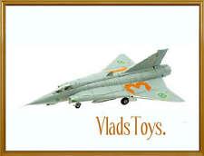 F-Toys 1:144 70's Jet collection #3B Saab Draken J35J (Sweden)