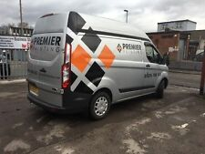 Vehicle Van Lettering Graphics Stickers Mock up Newcastle under Lyme Area