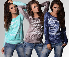 Viscose Crew Neck Casual Blouses for Women