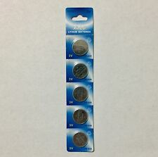 10x CR2025 Coin Batteries 3v Button Cell Lithium Alkaline Watch Remote Clock LED