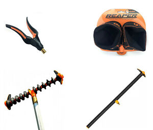 Guru Reaper Rod Rest Feeder Rest Double Pole Sock XL Rear or Front Carp Fishing