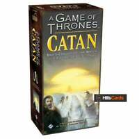 5 & 6 Player Extension Game of Thrones Catan Brotherhood Of The Watch - Settlers