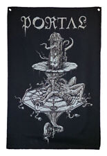 Portal Phonel Textile poster flag. Australian Experimental Metal. Lovecraft