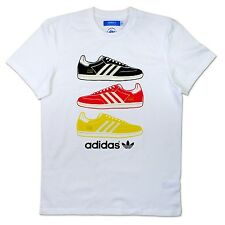 Adidas Originals Country Tee Shirt Samba Shoes Germany France EM 2016 S