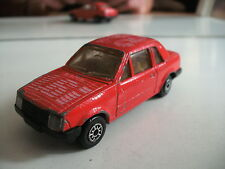 Edocar Ford EScort 1.6i in Red