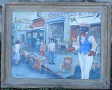 -Peinture Marché aux Puces Saint Ouen