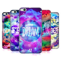 HEAD CASE DESIGNS CHROMATIC CLOUDS HARD BACK CASE FOR HTC PHONES 2