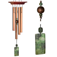 Woodstock Green Jasper Chime - Woodstock Chimes - NEW for 2016 - WGBR