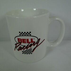 Bell Racing Helmet Collector Coffee Cup Mug Indy 500 IndyCar IMSA Nascar Racing