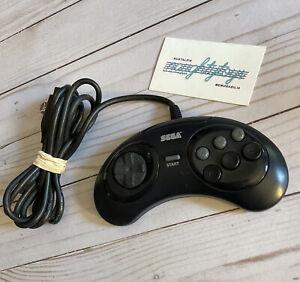 Original Sega Brand Official Authentic Genesis 6 Six Button Controller MK-1653
