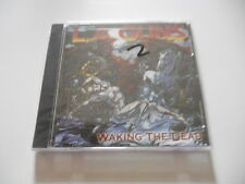 "LA Guns ""Waking the dead"" 2002  cd  Spitfire Records  New sealed"