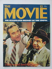The Movie #12 magazine (1980) - Features The Front Page (1974) film and others..