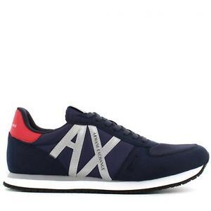 Armani Exchange A21us men's sneakers XUX017 XCC68 K585