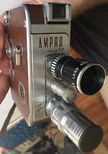 Vintage ca.1940's AMPRO Eight Film Camera Model 350 in Good Condition