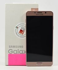 USED - Samsung Galaxy Note 5 Pink SM-N920C (FACTORY UNLOCKED), 32GB