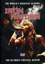 IRON MAIDEN - ULTIMATE CRITICAL REVIEW - DVD - SEALED - AUSSIE SELLER