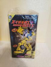 Transformers X-Transbots MX-14 Flipout aka Wildrider G2 Stunticon Menasor