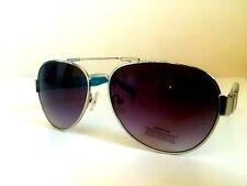 NWT Sanford Hutton Colors In Optics HandMade Collection Aviator Sunglasses CS239