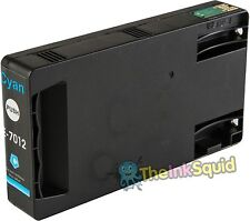 1 Cyan T7012 non-OEM Ink Cartridge For Epson Pro WP-4545DTWF WP-4595DNF