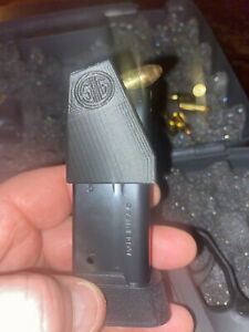 Sig Sauer P365/XL Speedloader - Handgun/Pistol 9mm Magazine Clip Thumbsaver