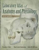 LABORATORY ATLAS OF ANATOMY & PHYSIOLOGY by EDER (Spiral bound book, 0)
