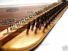 Syrian Kanun 78 Strings by Ibrahim Sukar Oriental Arabic Qanun from Oud Center