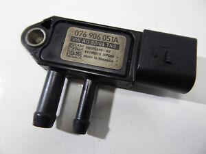 SKODA OCTAVIA SCOUT 2.0 TDI PD BMM DPF PRESSURE SENSOR 076906051A FITS 2006-10