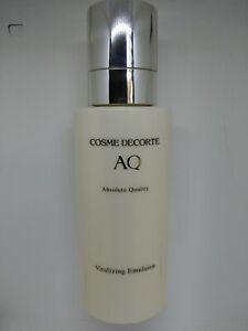 Cosme decorte AQ   Vitalizing Emulsion 200ml  Free Shipping!!