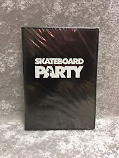 NEW Sealed Skateboard Party DVD Tony Hawk Thrasher Magazine