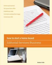 How to Start a Home-Based Editorial Services Business [Home-