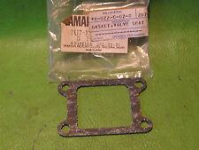 YAMAHA LB50 CHAPPY 1978-82 UPPER REED VALVE SEAT GASKET OEM # 2U7-13622-00-00
