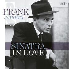 FRANK SINATRA - SINATRA IN LOVE  2 CD NEUF