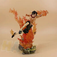 Anime One Piece Portgas·D·Ace 18cm PVC Action Figure Model Toy In Box Present