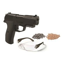 Crosman Iceman CO2 BB/Pellet Pistol Kit CCICE7BKT