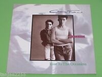 Climie Fisher - Rise to the Occasion Hip Hop Remix / Mental - 1987 EMI Maxi 12""