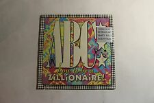 ABC ‎How To Be A Zillionaire! LP Mercury Records ‎824-924 US 1985 SEALED M 7D