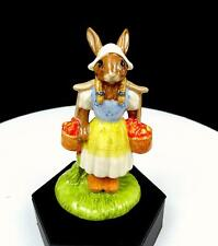 "ROYAL DOULTON DB274 UKI CERAMICS LIMITED EDITION DUTCH 4 1/2"" BUNNYKINS 2003"