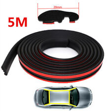 "Universal 0.79"" Car Front Rear Windscreen Roof Rubber Seal Strip Moulding Trim"