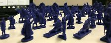 50 Piece Fantasy Miniatures lot. Nordic theme Ogres dwarves soldiers monsters