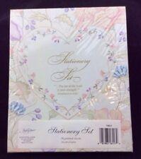 Vintage Sealed Joyfully Yours DAYSPRING CARDS Stationary Set Flowers Scripture
