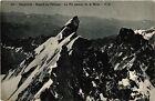 CPA Dauphine - Massif du Pelvoux - Le Pic central de la Meije (272996)
