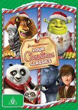 Dreamworks Holiday Classics  International (DVD, 2014)