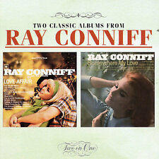 Love Affair/Somewhere My Love by Ray Conniff (CD, Mar-2003, Sony BMG)