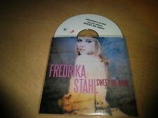 FREDRIKA STAHL - SWEEP ME AWAY !!!!!!!!!!!!!!FRENCH PROMO CD!!!!!