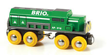 BRIO FREIGHT Locomotive ENGINE Wooden Train Engine Thomas compatible NEW 33693
