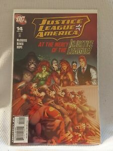Justice League Of America 14 2nd Series Nm/Vf Condition