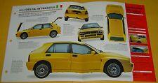 1993 Lancia Delta Integrale EVO Evoluzione 2 1995cc IMP Info/Specs/price 15x9