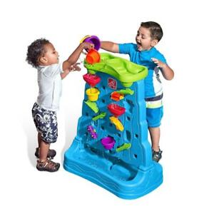 Kids Waterfall Discovery Wall Toddler Water T Play Activity Fun Toy Gift